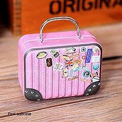 Spieldosen Retro Koffer