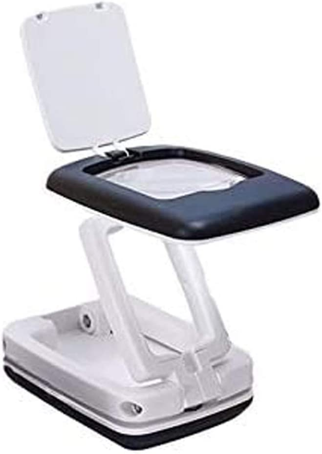 CMMWA Denver Mall Portable Reading Magnifier 3X Directly managed store HD Multifunctional Handheld