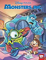 Monsters, Inc. (Disney and Pixar Movies)