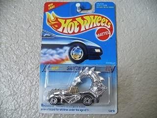 Hot Wheels Rodzilla Silver Series #323-chrome/metal Base/ultra Hots