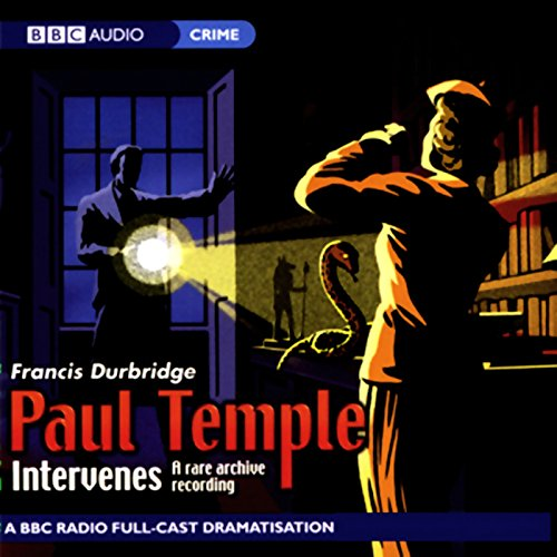 Paul Temple Intervenes cover art