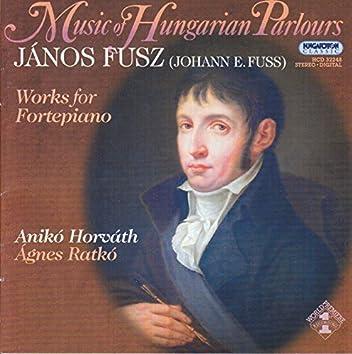 Fusz: Works for Fortepiano