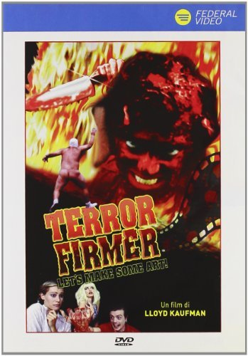 Terror Firmer by Will Keenan