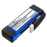 Batteria P763098 01A Compatibile con JBL Link 20 Accu Ricambio da 6000mAh per Cassa Bluetooth diffusore Speaker Altoparlante Battery