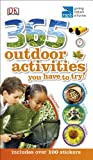 RSPB 365 Outdoor Activities You Have to Try (Dk Rspb) - DK