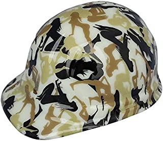 Texas America Safety Company Bootie Girl Hydro Dipped Glow in The Dark Hard  Hats Cap Style 7777711a9f2f