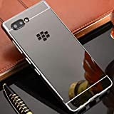 BlackBerry KEY2 Mirror Case, Shiny Awesome Make-up Mirror