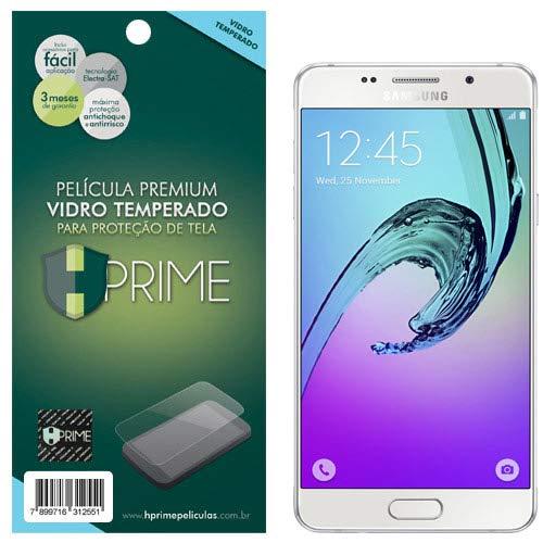 Pelicula de Vidro temperado 9h HPrime para Samsung Galaxy A9/ A9 Pro, Hprime, Película Protetora de Tela para Celular, Transparente