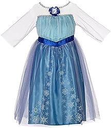 A princess dress up costume.