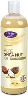 Life-Flo Pure Shea Nut Oil, 16 Fluid Ounce