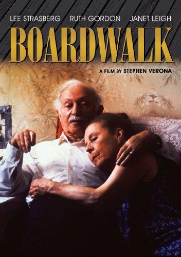 Boardwalk by LEE STRASBERG, JANET LEIGH RUTH GORDON