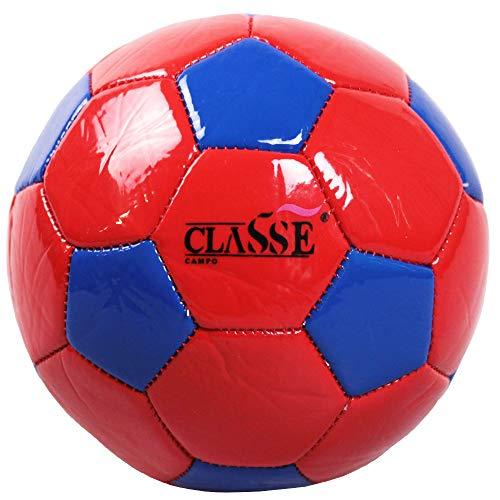 Bola de Futebol Classe JL KBS02-TRAD (Vermelho)