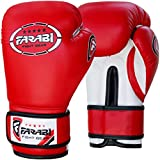 Junior kids 6-oz Boxing Gloves Sparring , training bag mitt gloves by Farabi Sports