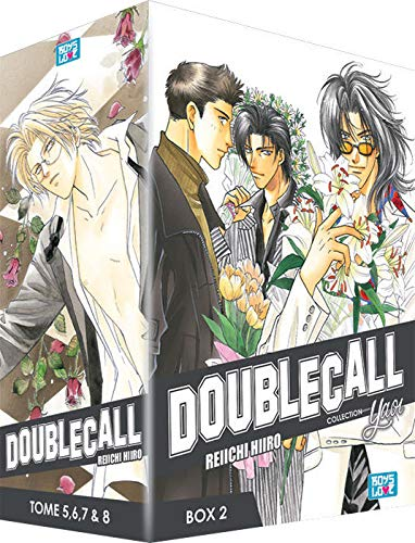 Pack Double Call - Tomes 5 à 8 - 4 Mangas (Livres) - Yaoi