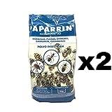 2 x1Kg MASSOCIDE Polvo insecticida contra Hormigas, pulgas, chinches, garrapatas y...