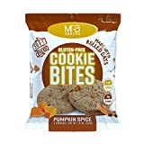 MPB Cookie Bites, Pumpkin Spice, Gluten Free, Low Sugar, (Pack of 10) 20 Count - Limited Edition by MPB