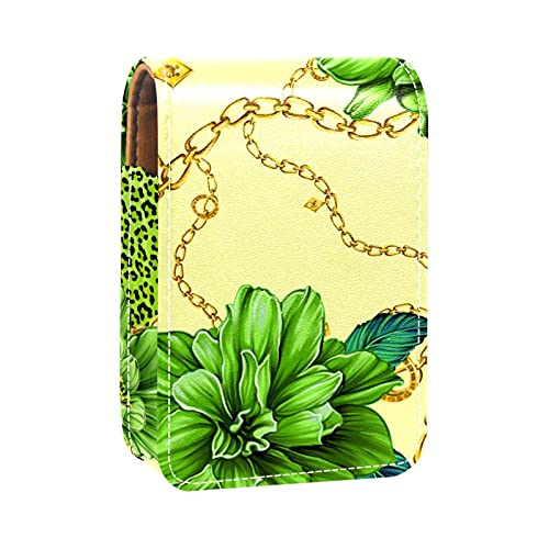 qfkj Caja de Almacenamiento de lápiz Labial Caja de Embalaje,Cadena de Flores