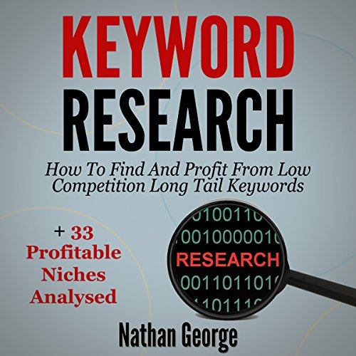 Keyword Research audiobook cover art