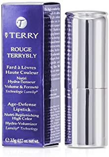By Terry Rouge Terrybly Age Defense Lipstick - # 201 Terrific Rouge 3.5g/0.12oz
