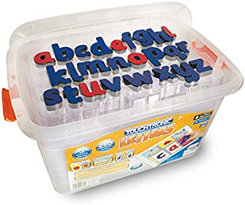 Junior Learning Touchtronic Letter Kit With 3 Learning Games