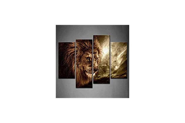 Best Lion Arts For Wall Amazoncom