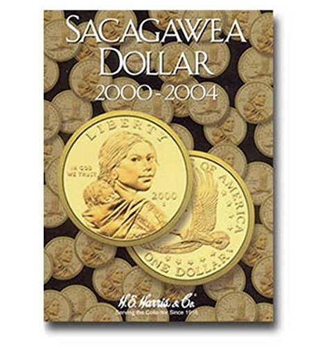 1 – Collector's Album: Sacagawea Dollars 2000-Now 3 Book Set – – –