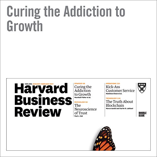Curing the Addiction to Growth audiobook cover art