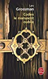 Codex, le manuscrit oublie (Ldp Litterature) (French Edition)