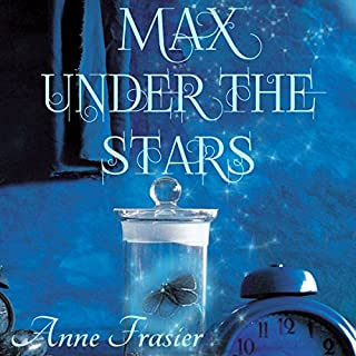 Max Under the Stars audiobook cover art