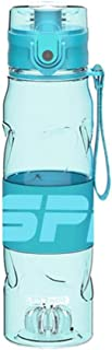 Protein Shaker Bottle,Hamkaw 600ml Large Capacity Nutrition Protein Shaker Cup with Mixing Ball,Leak Proof Water Bottle Portable Loop Flip Top for Sports Fitness Outdoor Camping Gym