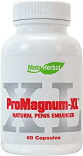 Pro Magnum-XL Extreme Male Supplement Pills - Testosterone Booster - 2 Month Supply