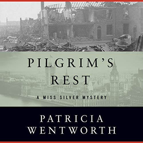 Pilgrim's Rest audiobook cover art