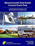 Massachusetts Real Estate License Exam Prep: All-in-One Testing and Testing to Pass Massachusetts  PSI Real Estate Exam