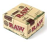 Unbekannt RAW Lot de 24 Feuilles de Papier à Rouler et Filtre en Chanvre Bio Connoisseur, King Size