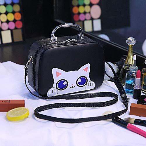 Sac cosmétique Fashion Lady Étanche Cosmétique Sacs Femmes Make Up Bag Pu Pouch Wash Trousse De Toilette Voyage Organisateur Cas B