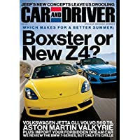 Car and Driver Magazine Subscription 4 Yr 48 Issues