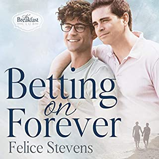 Betting on Forever      The Breakfast Club, Book 2              By:                                                                                                                                 Felice Stevens                               Narrated by:                                                                                                                                 Charlie David                      Length: 7 hrs and 59 mins     Not rated yet     Overall 0.0