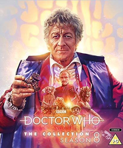 Doctor Who - The Collection - Season 8 [Blu-ray] [2021]