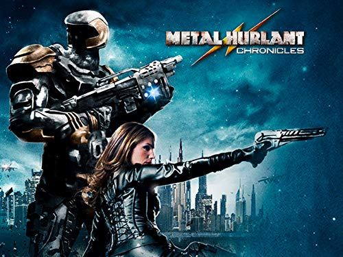 Metal Hurlant Chronicles - Série Completa