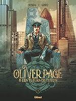 Oliver Page & Les Tueurs de Temps - Tome 02 de Stephen Desberg