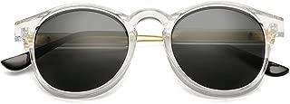 Small Round Retro Sunglasses Circle Lens UV400