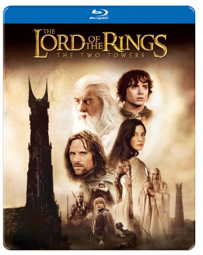 Lord of the Rings: The Two Towers [Blu-ray Steelbook]