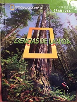 Hardcover National Geographic Science 3 (Life Science): Big Ideas Student Book, Spanish Book