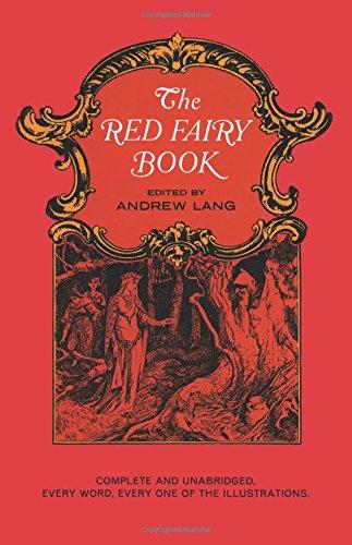 The Red Fairy Book (Dover Children's Classics)