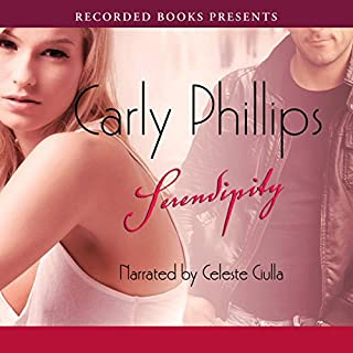 Serendipity audiobook cover art