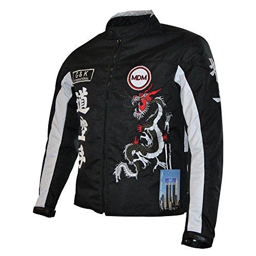 MDM Textil Motorradjacke (3XL)