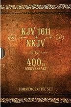 KJV 1611 Bible / NKJV Bible: 400th Anniversary Commemorative Set by Thomas Nelson (2010-11-29)