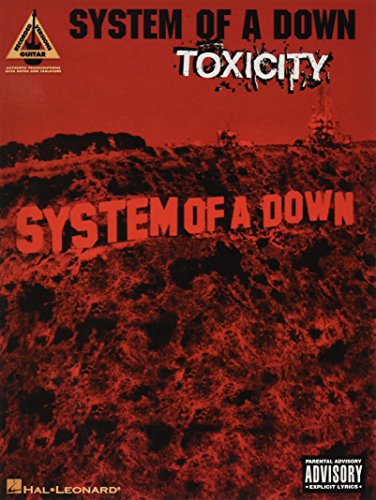 Partition : System Of A Down Toxicity Guit. Tab