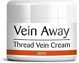 Vein Away Remove Ugly Spider / Thread Veins! Pain Free and Quick!