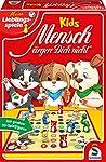 Schmidt Spiele 40534 - Mensch ärgere Dich nicht Kids